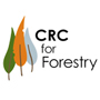 The CRC for Forestry logo