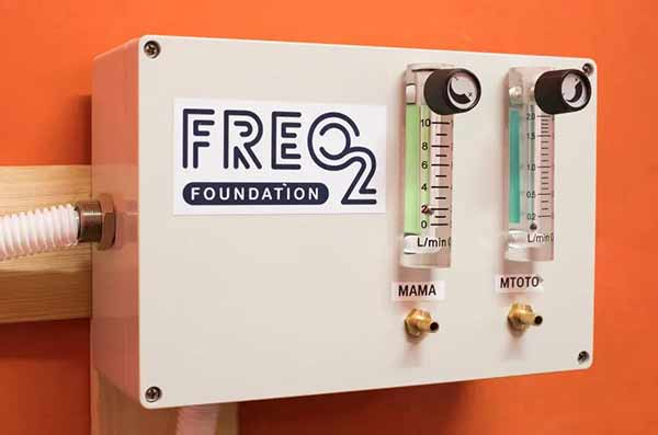 FREO2 monitoring box