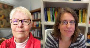 Linda Blackall and Aurore Delaigle